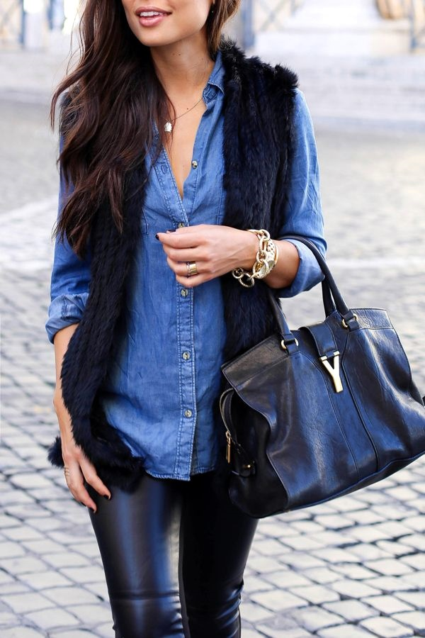 Fur-Vest-Outfits-Ideas-23